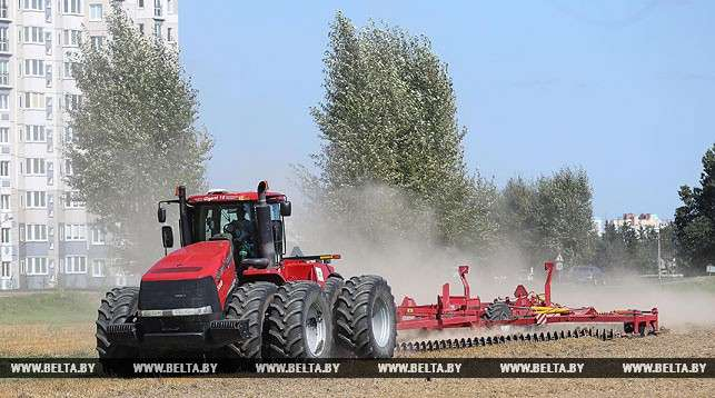 Точное земледелие будет способствовать экономии ресурсов - Леонид Заяц