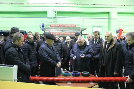 Совещание с участием заместителя Премьер-министра Республики Беларусь