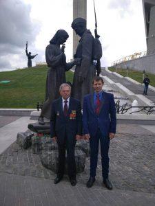 9 мая - День Победы, день воспоминаний...