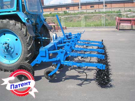 All-to-do vegetable cultivator KO-2.8