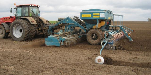 Новые агрегаты для обработки почвы и посева в условиях Республики Беларусь