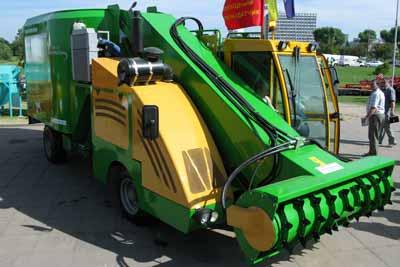 Современная система агротехнологий и машин. Научное обеспечение технического переоснащения сельскохозяйственного производства.