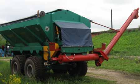 Уникальные машины для внесения удобрений