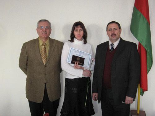 Поздравляем Кот Татьяну Петровну с получением научной степени
