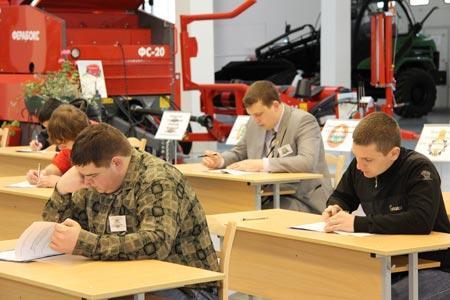 Международная олимпиада по знанию белорусской техники