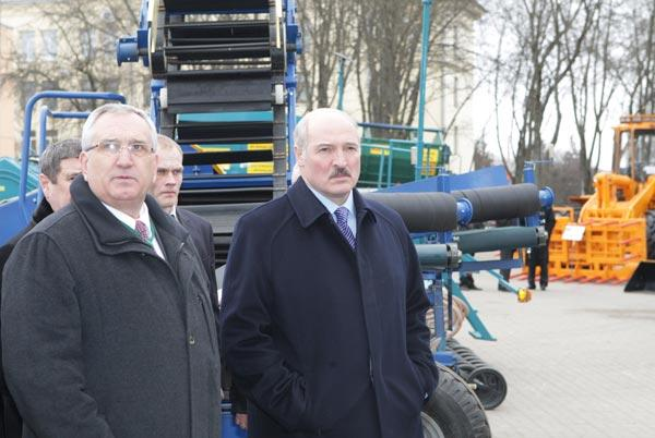 Лукашенко: Нужно максимально снизить зависимость от импорта