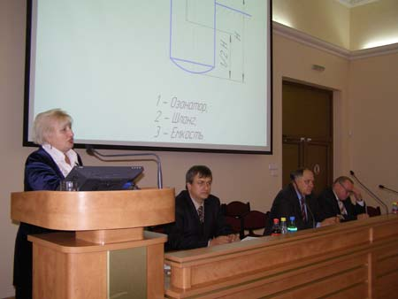 Фоторепортаж о работе Международной научно-практической конференции « Научно-технический прогресс в сельскохозяйственном производстве» 21–22 октября 2009 года