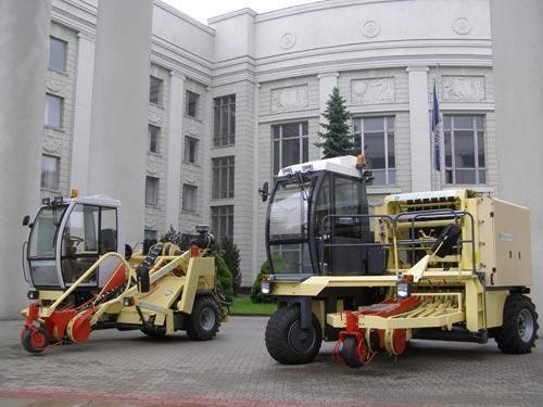 По разработкам ученых внедрено в производство сельхозтехники на Br315 млрд. рублей
